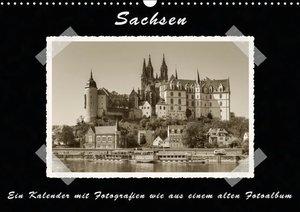 Kirsch, G: Sachsen (Wandkalender 2015 DIN A3 quer)