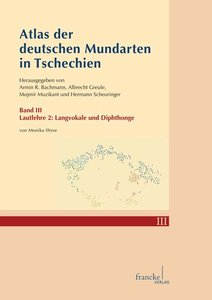 Atlas der deutschen Mundarten in Tschechien 03