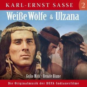 Weisse Wölfe+Ulzana-Ost