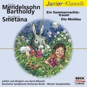 EIN SOMMERNACHTSTRAUM/DIE MOLDAU (ELOQUENCE JUN.)