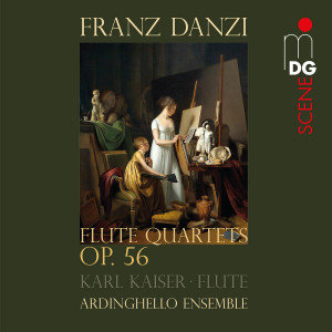 Danzi: Flute Quartets op.56