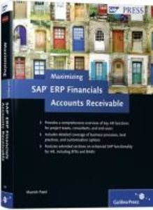 Maximizing SAP ERP Financials Accounts Receivable