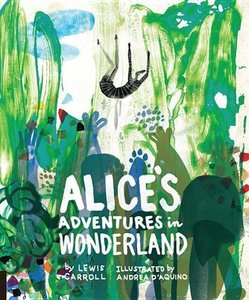 Alice's Adventures in Wonderland. Illustrated Edition