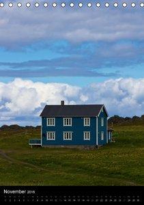 Norwegen (Tischkalender 2016 DIN A5 hoch)