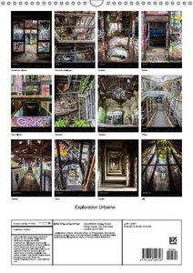 Exploration Urbaine (Calendrier mural 2015 DIN A3 vertical)