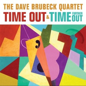 Time Out & Time Further Out-180g 2LP Gatefold