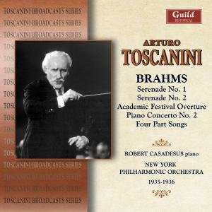 Toscanini Dirigiert Brahms