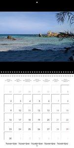 Carré de mer corse (Calendrier mural 2015 300 × 300 mm Square)