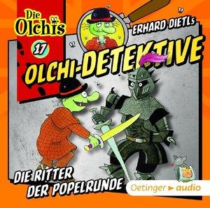 Olchi-Detektive 17-Die Ritter der Popelrunde