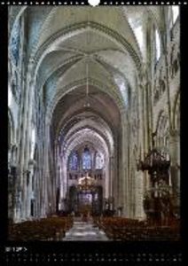 La cathédrale de Sens fête ses 850 ans (Calendrier mural 2015 DI