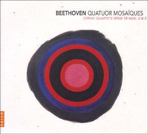 Streichquartette op.18,Nr.2 & 3