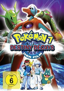 Pokémon 7: Destiny Deoxys