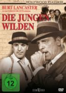 Die jungen Wilden (DVD)