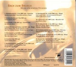 Bach Zum Brunch