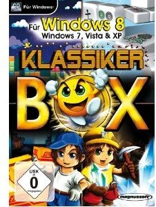 Klassiker Box für Windows 8