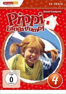 Lindgren, A: Pippi Langstrumpf TV-Serie 4/DVD