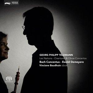 Telemann: Les Nations-Ouvertures & Oboe Concerti