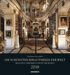 Die schönsten Bibliotheken der Welt 2018