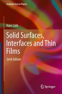 Solid Surfaces, Interfaces and Thin Films