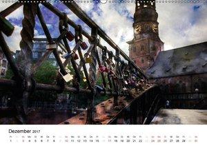 Silberstein porträtiert Hamburg (Wandkalender 2017 DIN A2 quer)