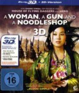 A Woman, A Gun And A Noodleshop 3D