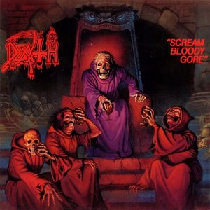 Scream Bloody Gore (Reissue Limited Blood Red LP+MP3)