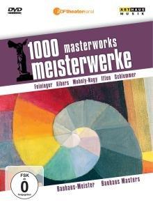 1000 Meisterwerke: Bauhaus-Meister / 1000 Masterwors Bauhaus Mas
