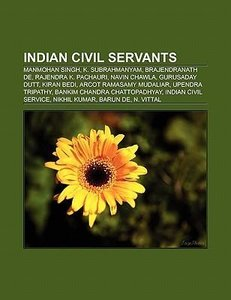 Indian civil servants