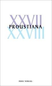 Proustiana XXVII/XXVIII