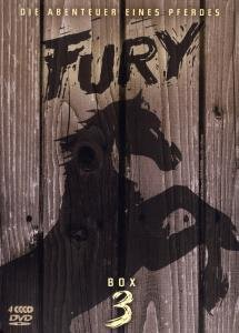 Fury-Box 3 (4-DVD-Digipak)