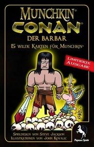 Munchkin Conan: Barbar Booster
