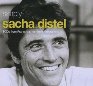 Simply Sacha Distel (3CD Tin)