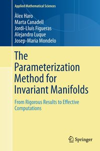 The Parameterization Method for Invariant Manifolds