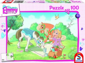 Prinzessin Emmy: Beim Picknick. Puzzle