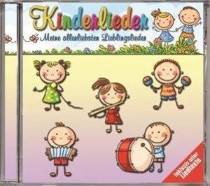Kinderlieder-Meine allerliebste Lieblingslieder