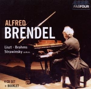 Alfred Brendel spielt Liszt,Brahms,Stravinsky u.a.