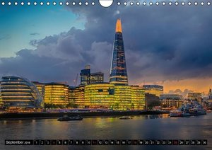 Wundervolles London (Wandkalender 2016 DIN A4 quer)