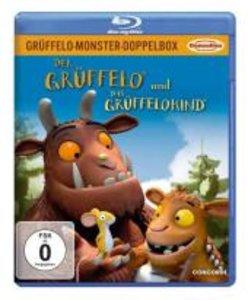 Grüffelo-Monster Doppel-Box: Der Grüffelo & Das Grüffelokind