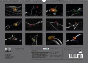 Fruit Nudes (Wall Calendar 2015 DIN A3 Landscape)