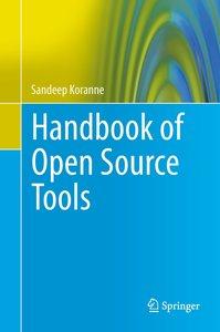 Handbook of Open Source Tools