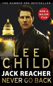 Jack Reacher 2 (Never Go Back). Movie Tie-In