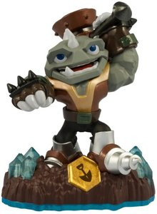 Skylanders Swap Force - Single Character (Rubble Rouser)