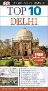 Eyewitness Top 10 Travel Guide Delhi