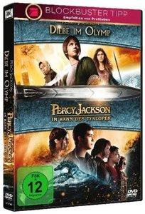 PERCY JACKSON 1 & 2