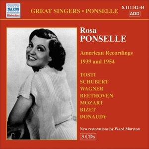 American Recordings 1939+1954