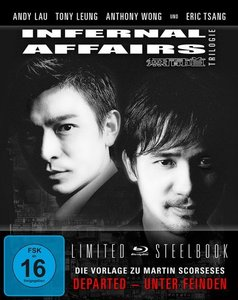 Infernal Affairs Trilogie