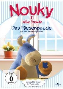 Nouky & Seine Freunde-Das Riesenpuzzle