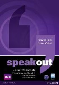 Speakout Upper Intermediate Flexi Course Book 1