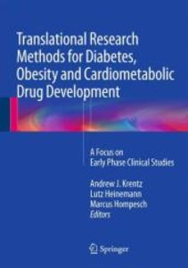 Translational Research Methods for Diabetes, Obesity and Cardiom