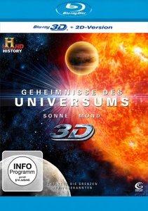 Geheimnisse des Universums 3D - Sonne/Mond